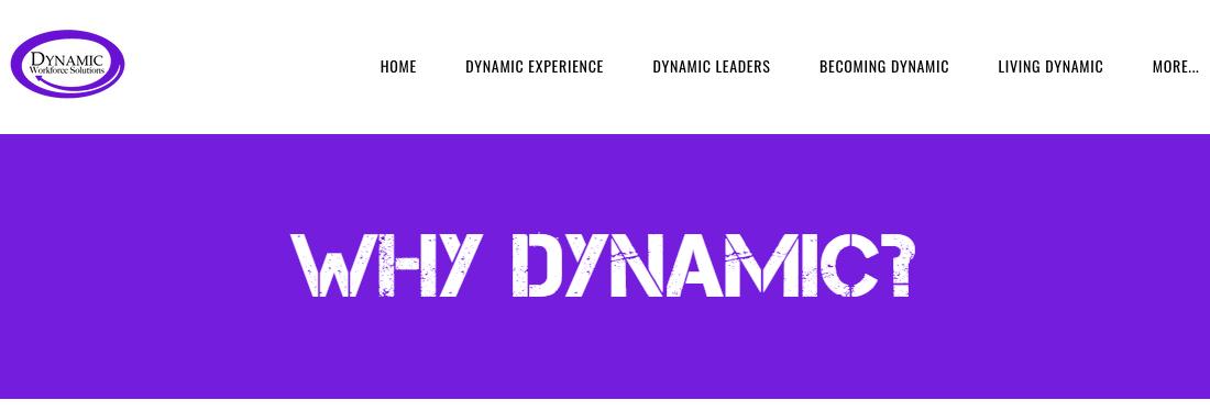 Dynamic Workforce Solutions
